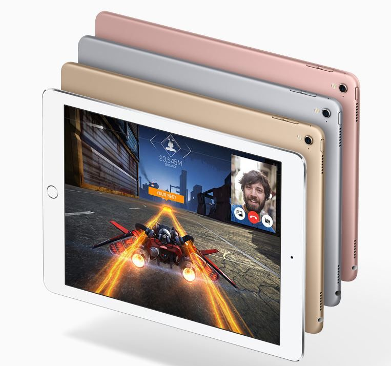 10.5 inch iPad Pro to start production this month.JPG