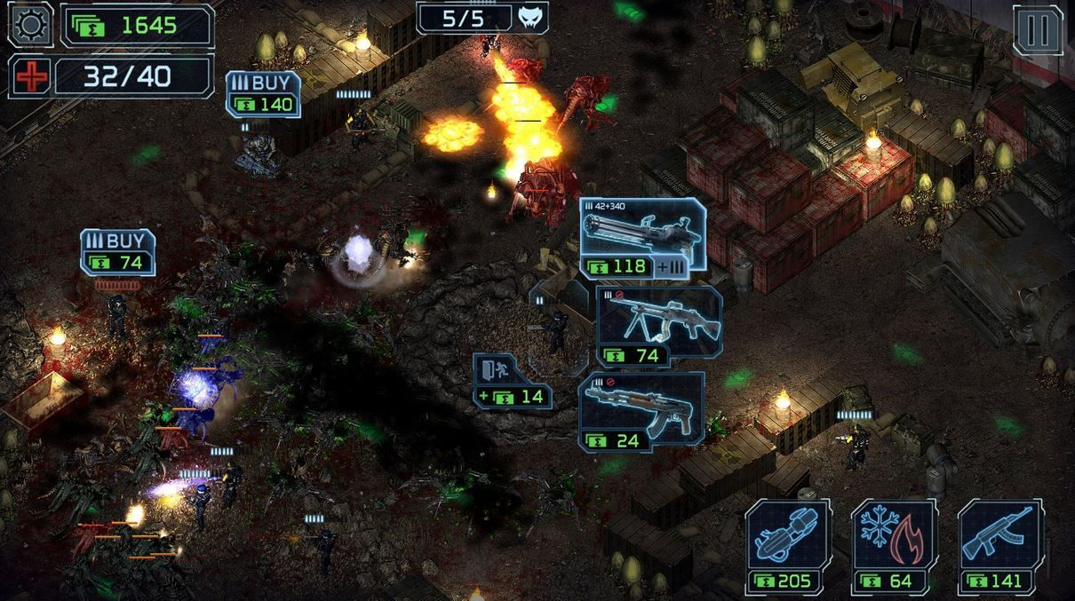 Alien Shooter TD out now.JPG