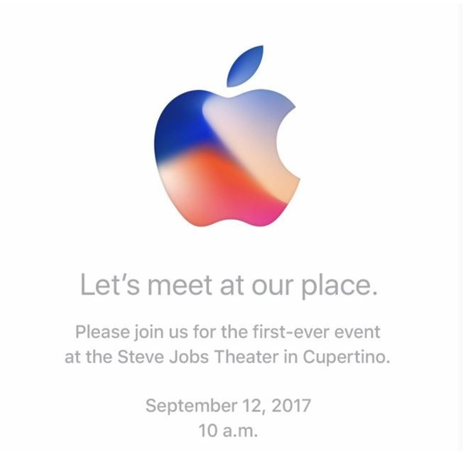 Apple issues invitation to a special event on September 12.JPG