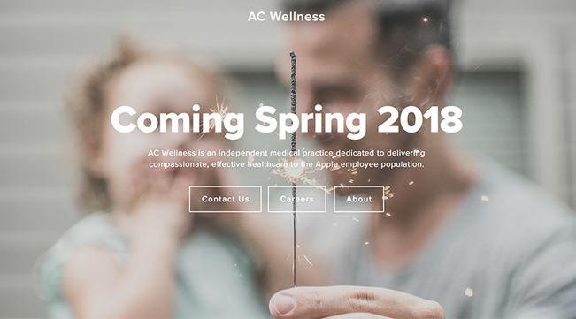 Apple launching Wellness Clinics for Staff.JPG