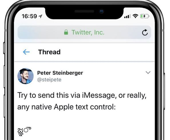 Apple releases iOS 11.2.6 to fix Telugu character bug.JPG