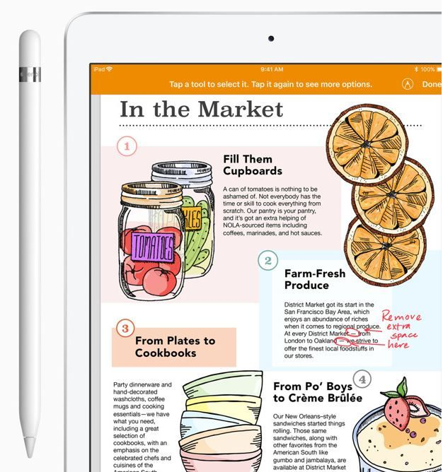 Apple updates iWorks for iPad and Mac with Apple Pencil support.JPG
