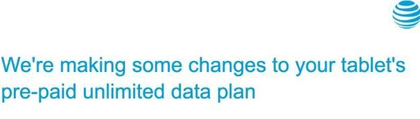 AT and T to throttle grandfathered unlimited data users.JPG