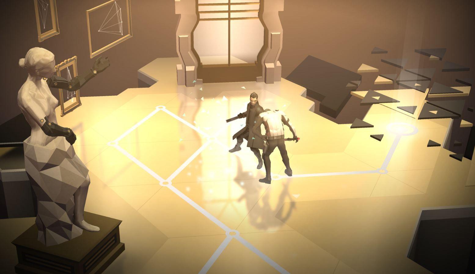 Deus Ex Go out today.JPG