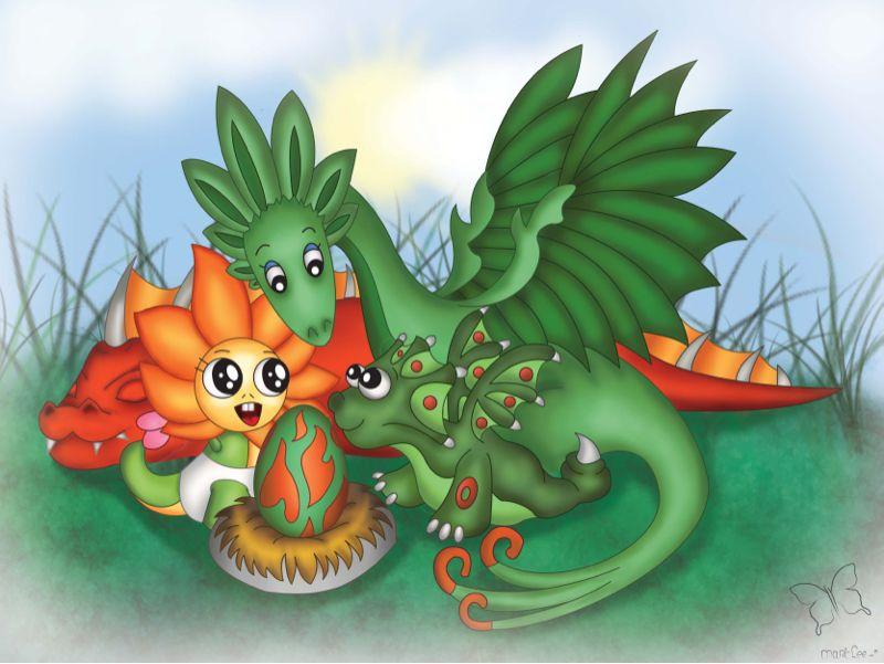 Dragonvale Fan Art And Related Stuff Apple Ipad Forum