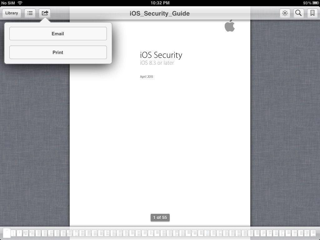 how do i upload pdf documents to my ipad