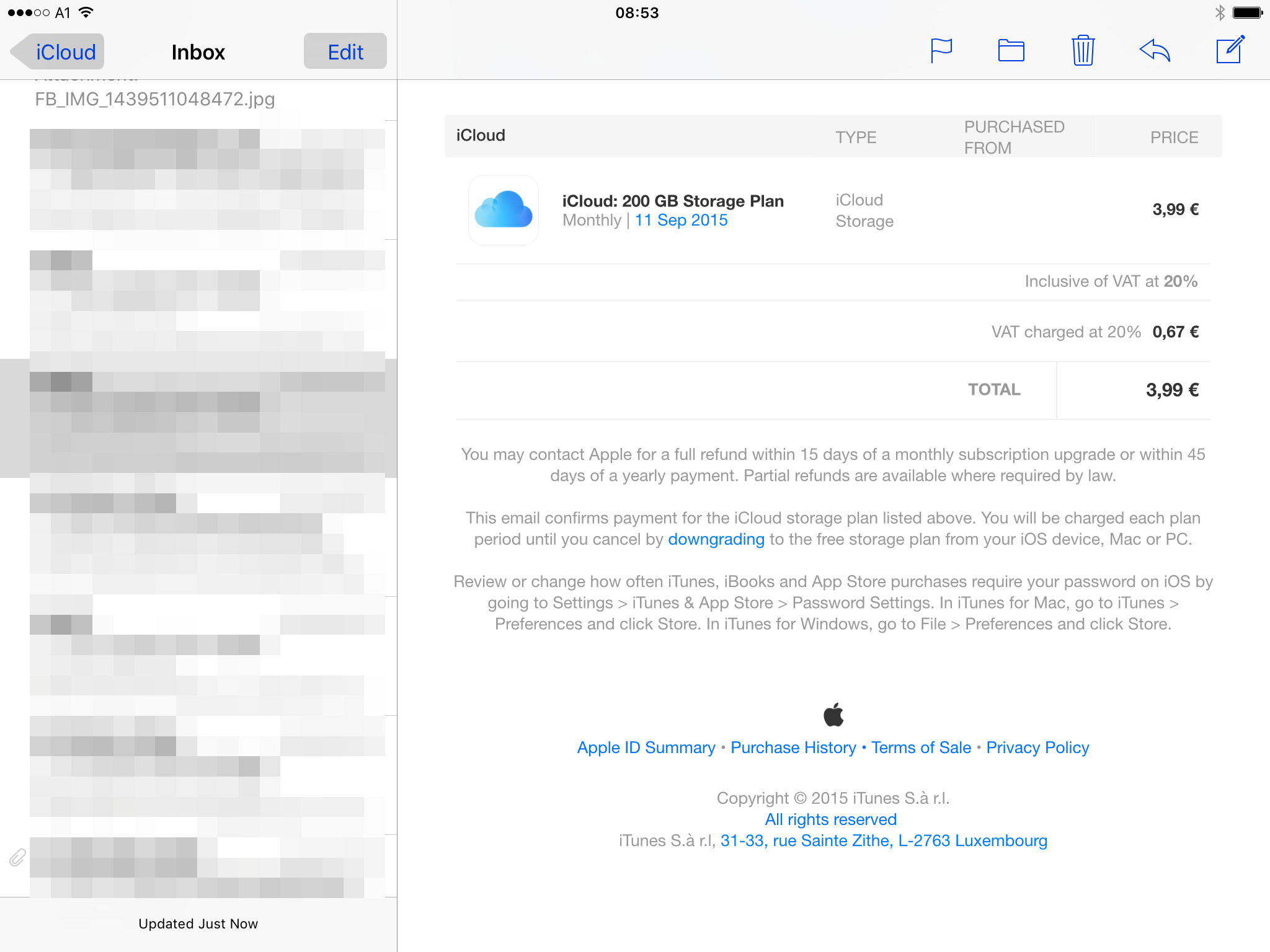 Is This A Scam Apple IPad Forum - Free software for billing and invoicing apple store online