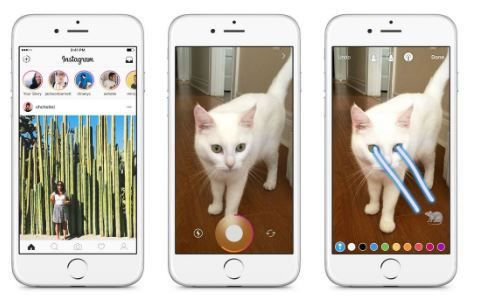 Instagram launches new Stories feature.JPG