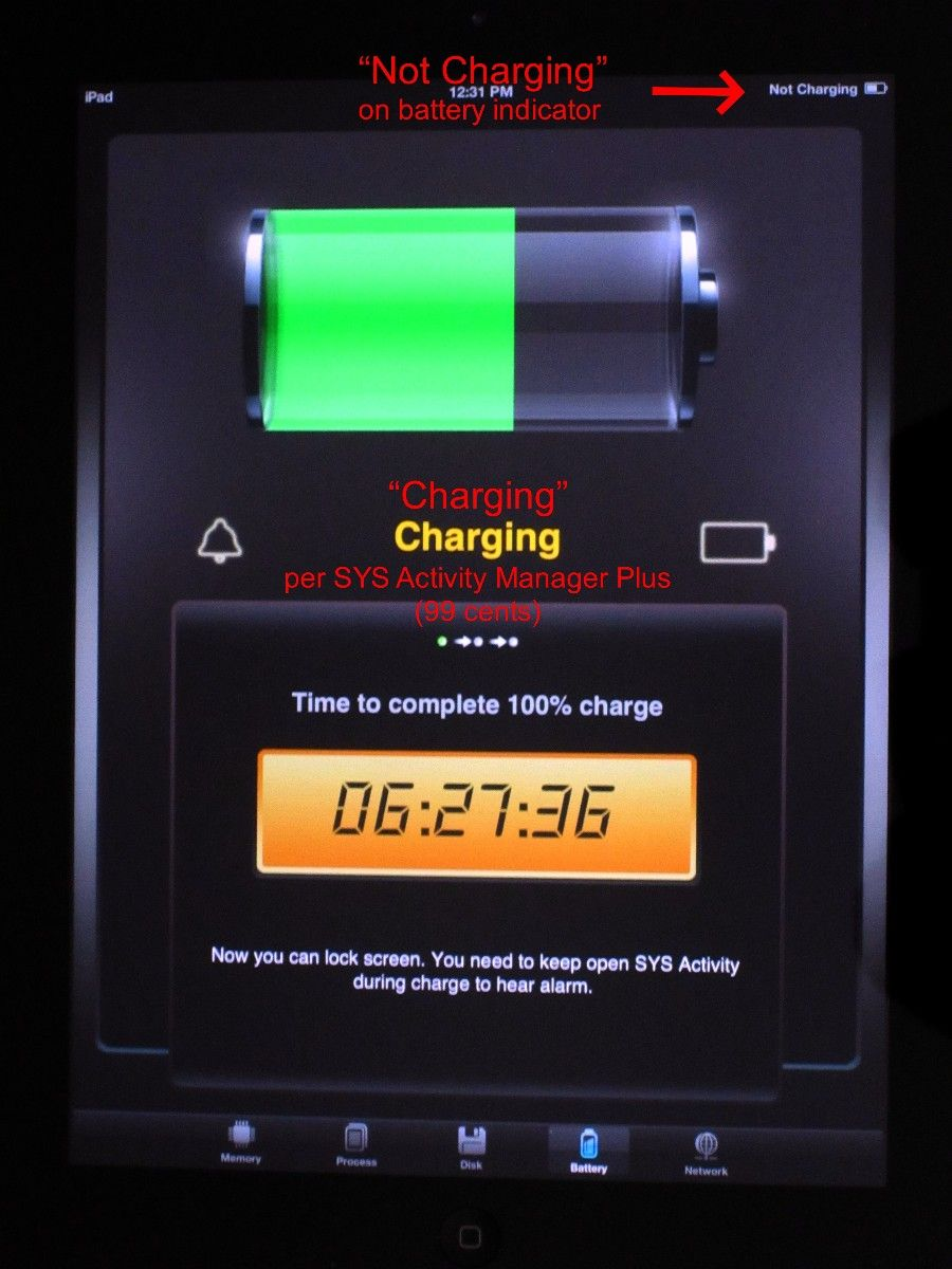 how to fix my laptop battery not charging
