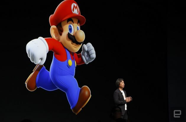 Mario is coming to iPhone.JPG