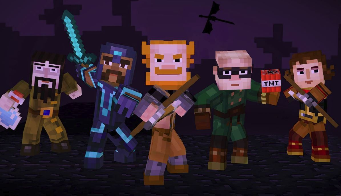 Minecraft Story Mode episode 5.JPG