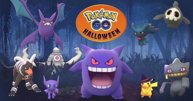Niantic launches now Pokemon Go Halloween event.JPG