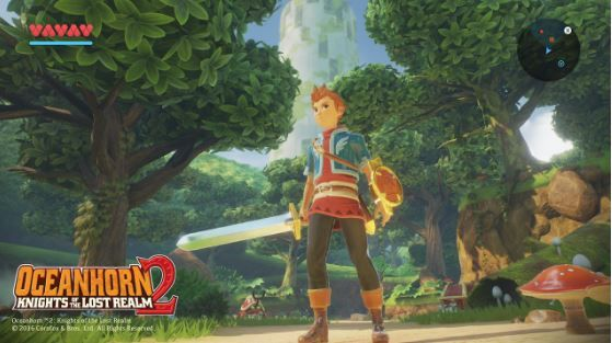 Oceanhorn 2 Knights of the Lost Realm announced.JPG