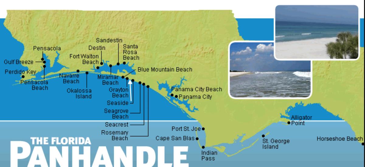 Florida Panhandle & Tallahassee | Apple iPad Forum