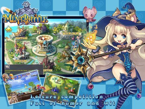 MiniBattle HD: Amazing cute role-play game on iPad | Apple