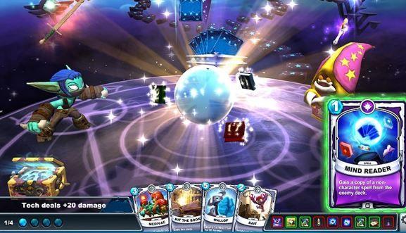 Skylanders Battlecast comes to iOS.JPG