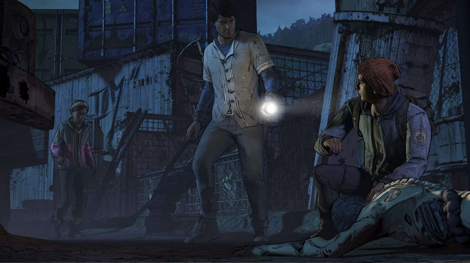 The Walking Dead returns with A New Frontier.JPG