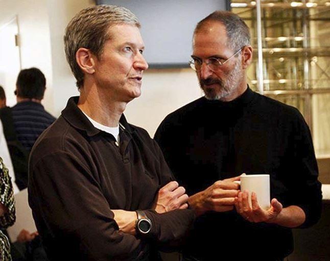 Tim Cook and Steve Jobs.JPG