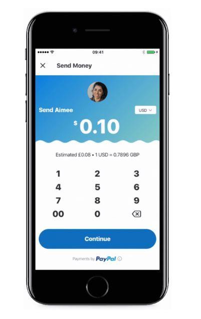 You can now send money via Skype iOS app.JPG