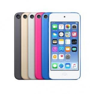 Apple discontinues iPod nano and iPod shuffle and streamlines iPod range.JPG